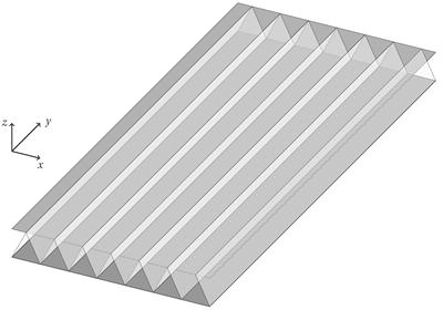 Extruded Aluminium Profile.