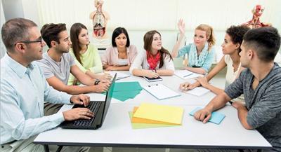 Facilitating small groups