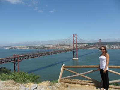 Spanish and Portuguese student Lisa Marsh on her year abroad in Portugal