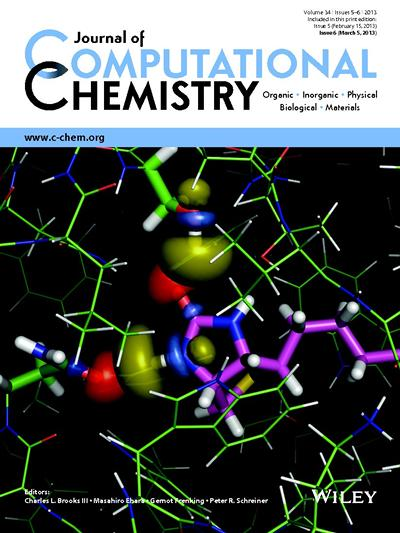Computational Chemistry Front Cover