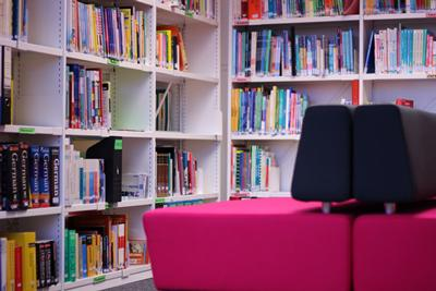 The Language Resources Centre has a range of English language resources