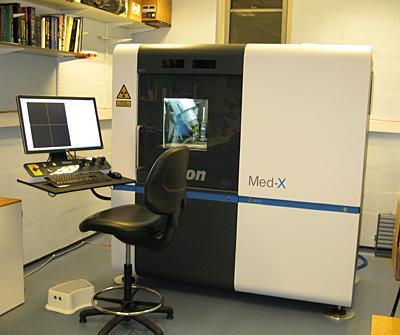 Nikon Med-X Alpha MicroCT system