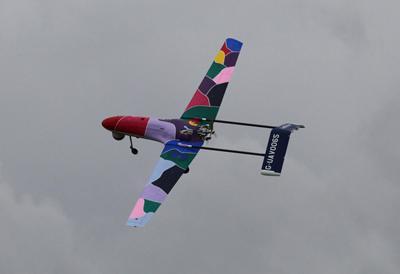 UAV design for the BBC