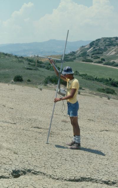 Testing the Milton Multiband Radiometer