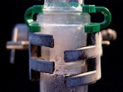 Test tube still section