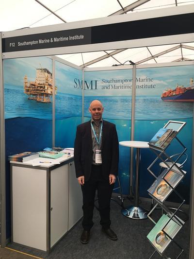 Prof Simon Quinn, SMMI Industrial Liaison Manager