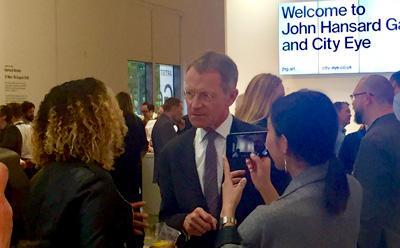 Nick Serota, Chair of Arts Council England