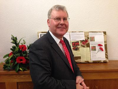 Professor Gary Sheffield