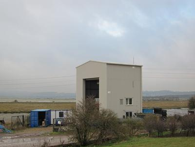 The Pitsea waste research facility