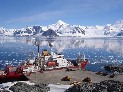 The site for collaborative research with the British Antarctic Society