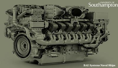 naval engine