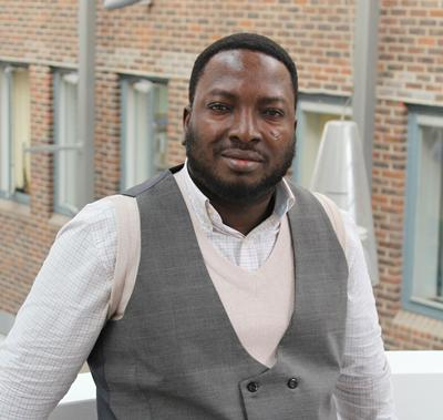 Abiodun, a student support and careers specialist for the University of Southampton based in Lagos, Nigeria.