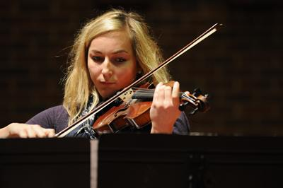 Music Graduates who wish to go into the Mucic industry could become freelance Musicians