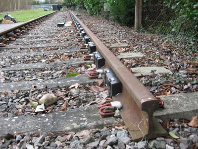 Sustainable expansion of rail networks through noise reduction