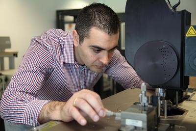 Professor Themis Prodromakis