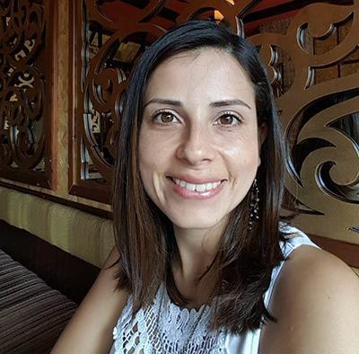 Dr Diana Garay Baquero