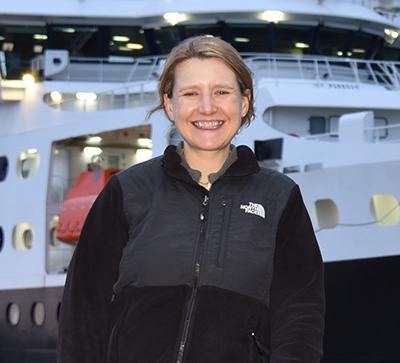 Dr Catherine Rychert