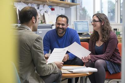Our Doctoral College supports all our postgraduate researchers