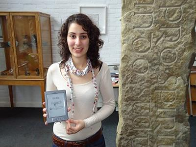 Doga Kuyucu is the winner of the Kindle after participating in the HEA Survey