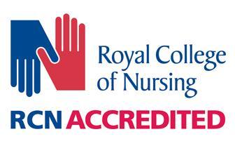 RCN Accredited logo
