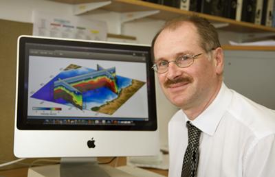 Professor Tim Minshull
