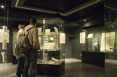 Special Collections Exhibition Gallery