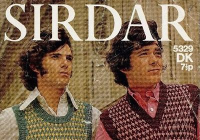 Menswear knitting patterns