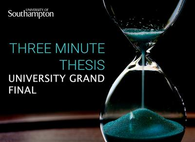 Three Minute Thesis Grand Final