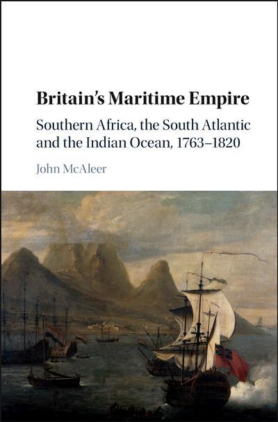 John McAleer Britains Maritime Empire
