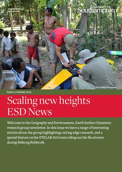 ESDd Newsletter January 2014