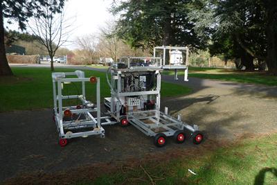 Mobile MTU laboratory