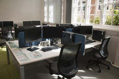 The AT Suite workstations