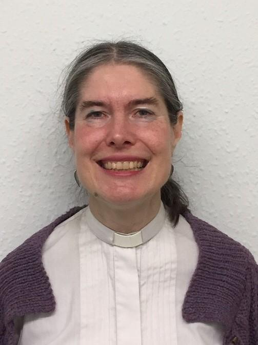 Rev Dr Sarah Hall