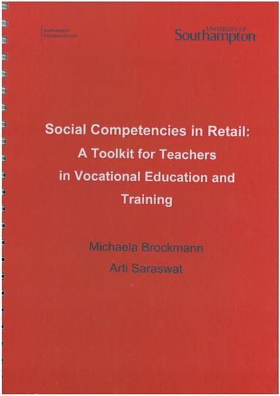 Social Competencies in Retail book