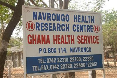 Navrongo health research centre - Ghana