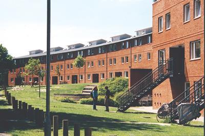 Erasmus Halls of residence