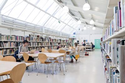 Our specialist library