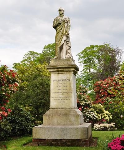 Palmerston Monument