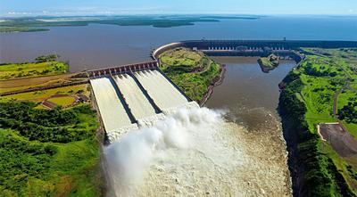 Research to enhance the sustainability of hydropower will be conducted at Itaipu Dam, the largest in South America