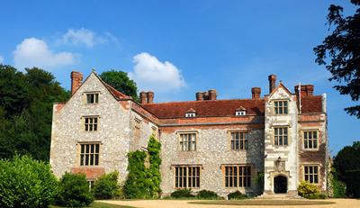 Chawton House belonged to Jane Austen's brother Edward
