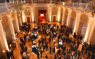 HMG/Maritime UK Reception at Banqueting House