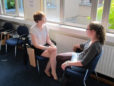One-to-one role play