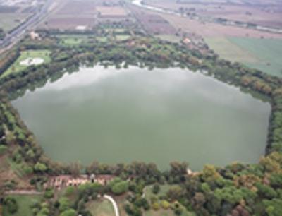 Portus aerial