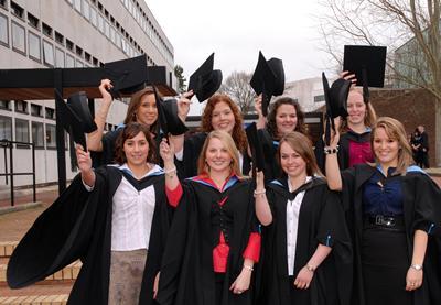 Southampton graduates