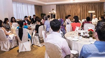 2013 Singapore Short Course Dinner