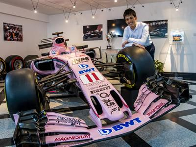 Wataru Kawamoto, Sahara Force India