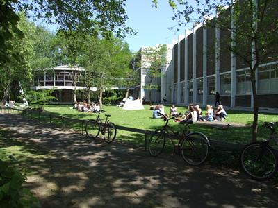 Winchester School of Art campus