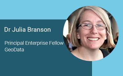 Dr Julia Branson