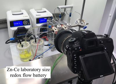 Redox Flow Cell Batteries | Engineering | University of Southampton