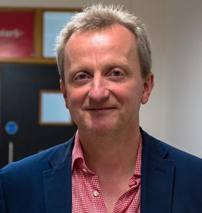 Portrait photo of Neil Gregor, Professor of Modern European History